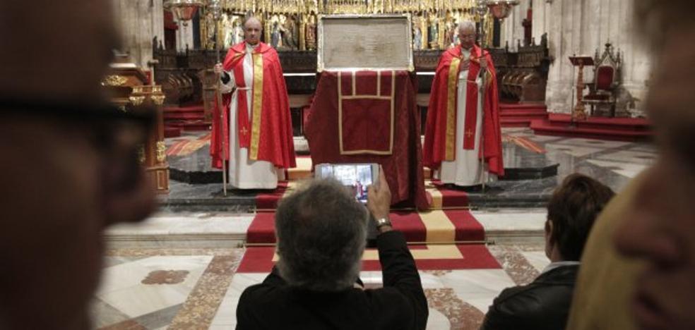 Arranca la perdonanza en la catedral