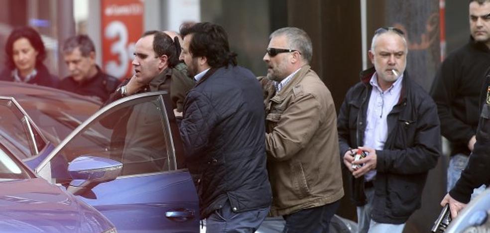 Tres años y medio de cárcel para el asaltante del banco de Constitución