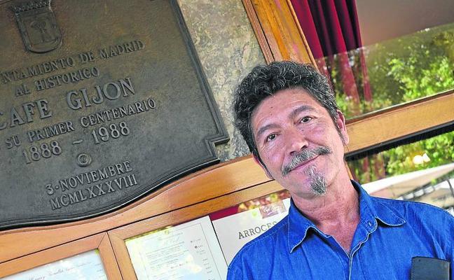 Antonio González Moreno se alza con el Premio Café Gijón