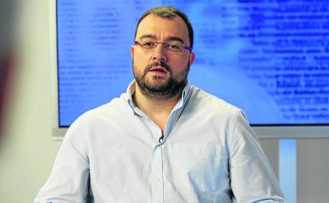 Barbón sitúa como prioridad poner fin a la sangría de militantes del PSOE asturiano