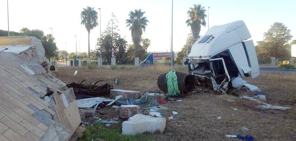 Muere un transportista de Cudillero en un accidente en Cádiz