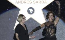 Hiba Abouk se desnuda para Andrés Sardá