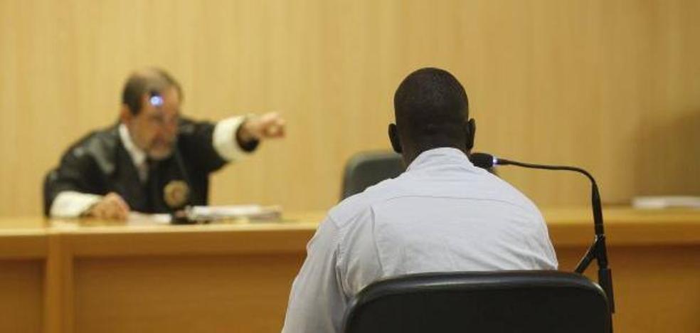 Prorrogan la prisión provisional para 'Makelele' por el crimen de su expareja