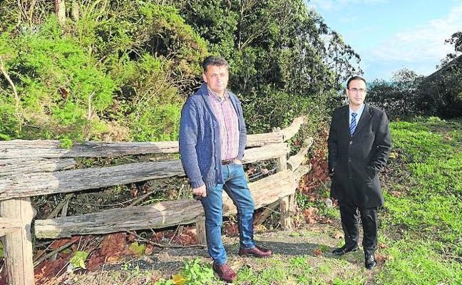 Paralizado el proyecto de la pasarela a la playa de La Franca