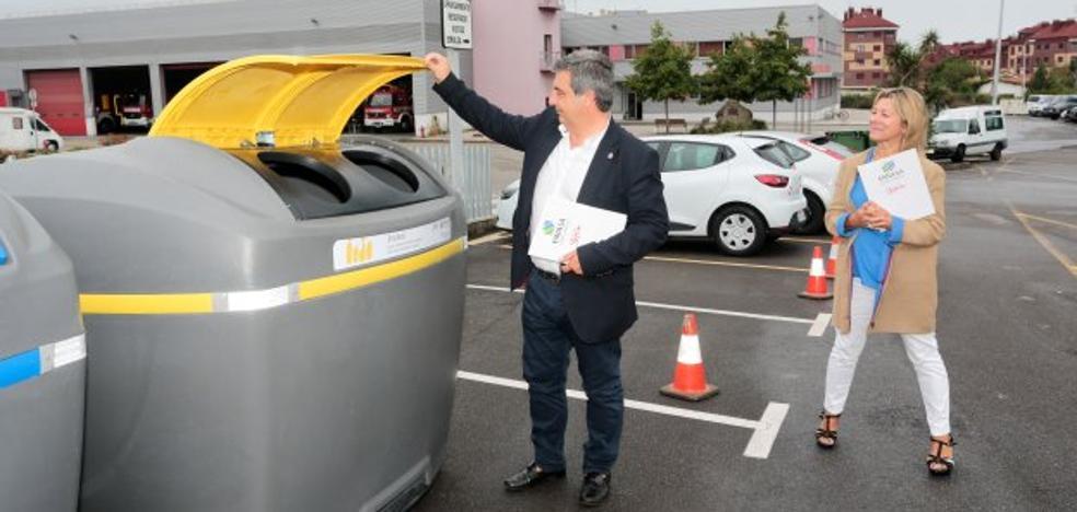 Xixón Sí Puede reclama paralizar la instalación de los nuevos contenedores