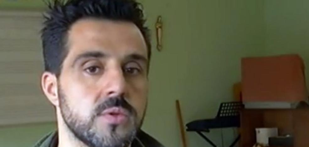 Óscar García, del colegio la Milagrosa, aspirante a mejor profesor de España