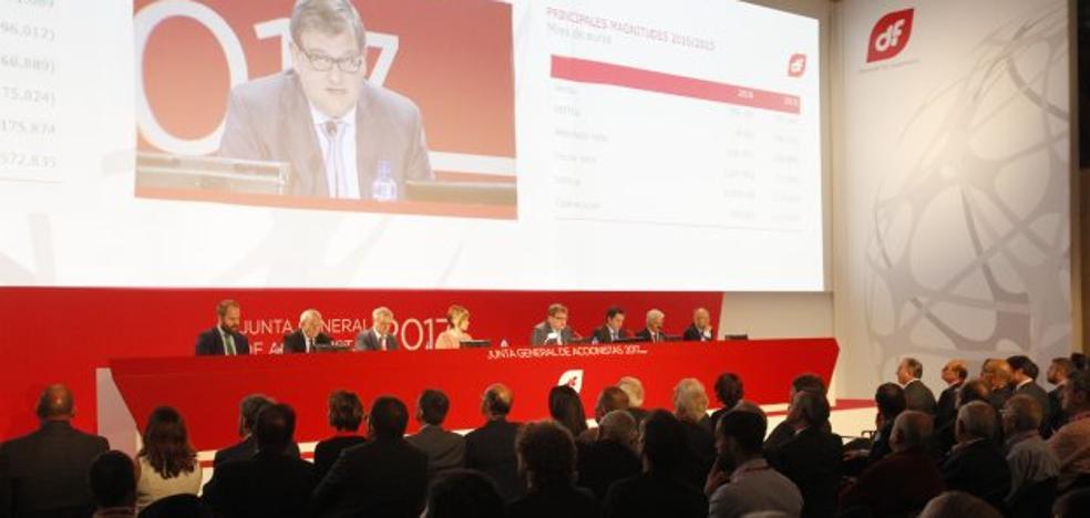La banca, dispuesta a aportar nuevos avales a Duro Felguera si Del Valle deja la presidencia