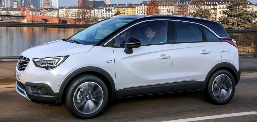 Opel Crossland X y Grandland X, siguiendo la tendencia
