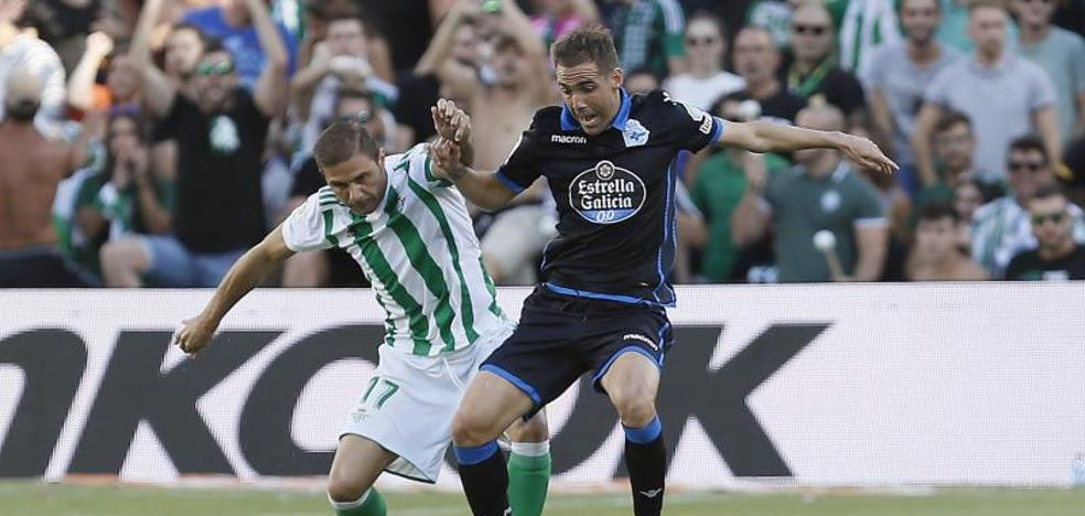 Joaquín relanza al Betis