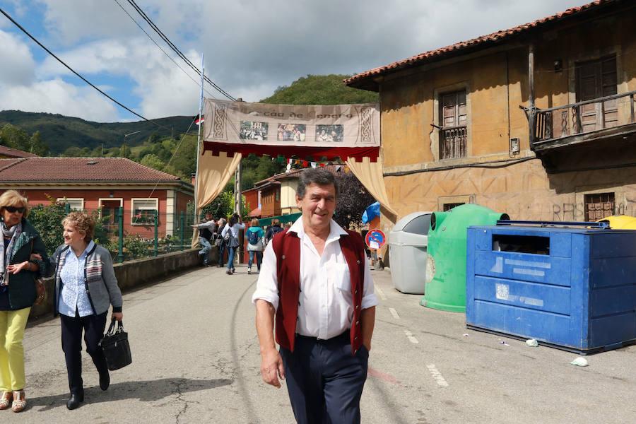 Mercado asturiano de Cenera