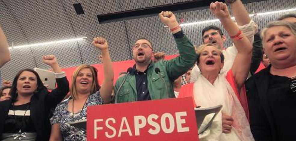 Barbón, nuevo secretario general de la FSA tras ganar con una amplia mayoría