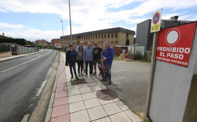 Ciudadanos demanda más seguridad vial en la zona de San Cristóbal