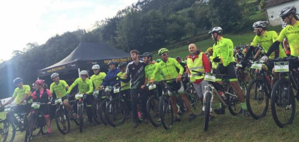 50 kilómetros de pedaladas contra el cáncer infantil