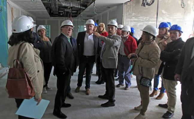 El nuevo centro de salud de Colloto abrirá en el primer semestre de 2018