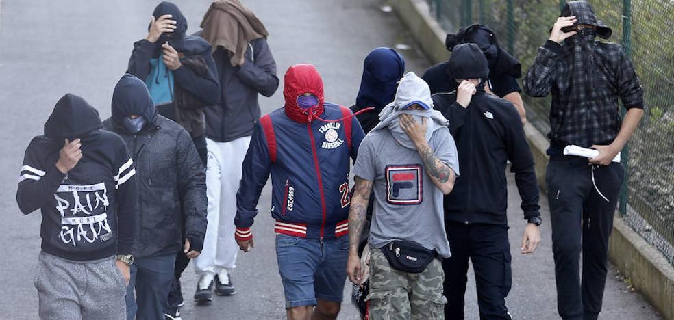 Ultras: la impunidad tras el grupo
