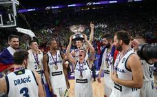 Eslovenia, campeona por primera vez