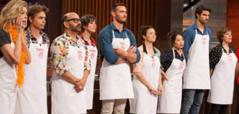 Los famosos vuelven a las cocinas de 'MasterChef'