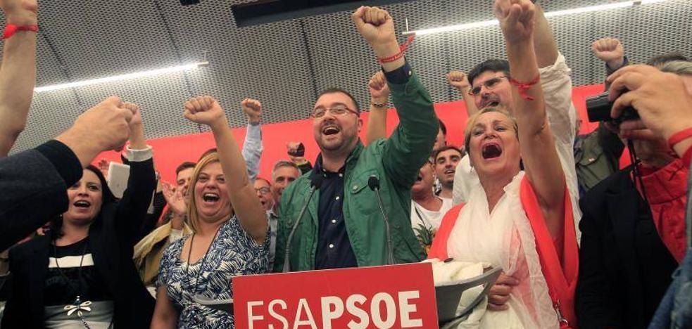 Barbón, nuevo secretario general de la FSA con una rotunda victoria en las primarias