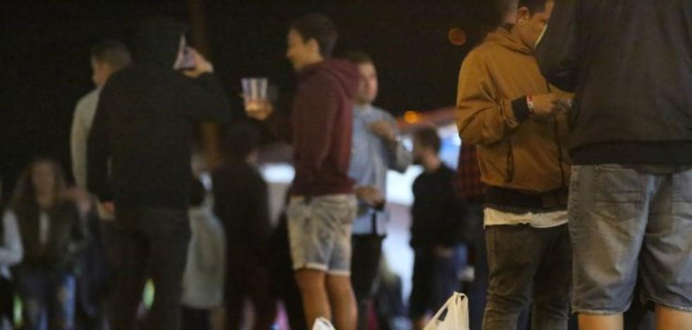 El Ayuntamiento impedirá el acceso con alcohol a las verbenas para atajar el botellón