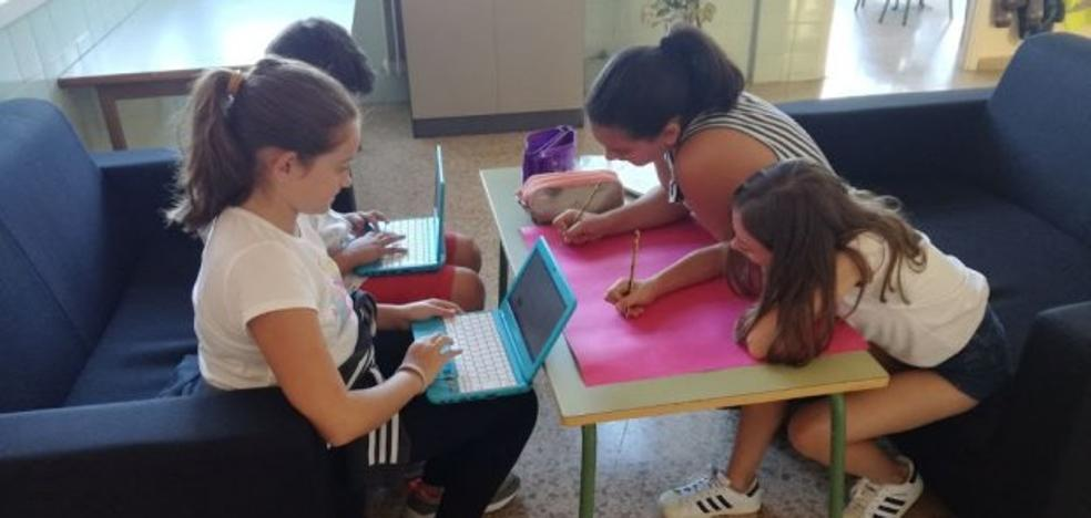Aprender e innovar en el pasillo