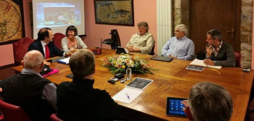 La Fundación Valdés-Salas, testigo del nacimiento de la Red Europea de Gran Historia