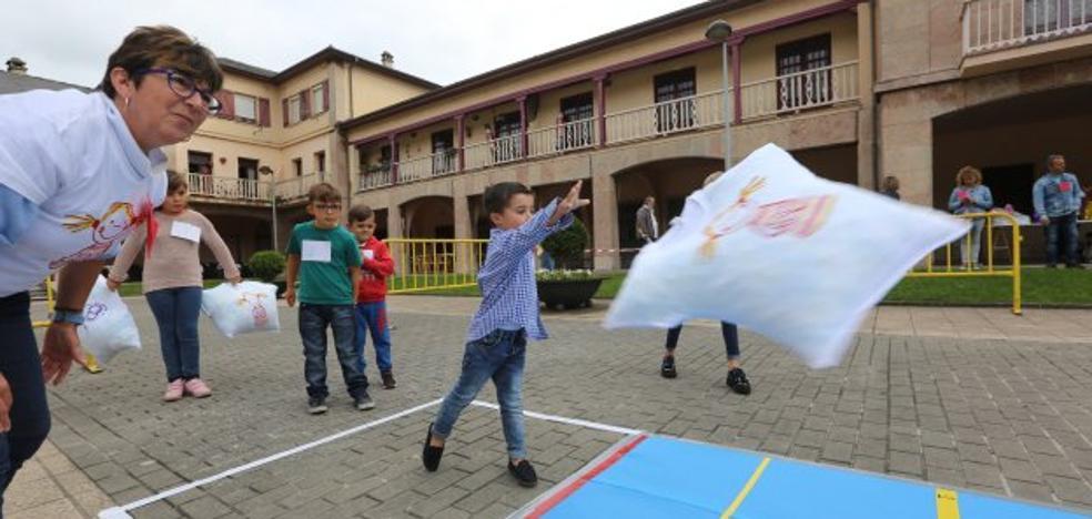 Llaranes lucha contra el síndrome de Rett con juegos
