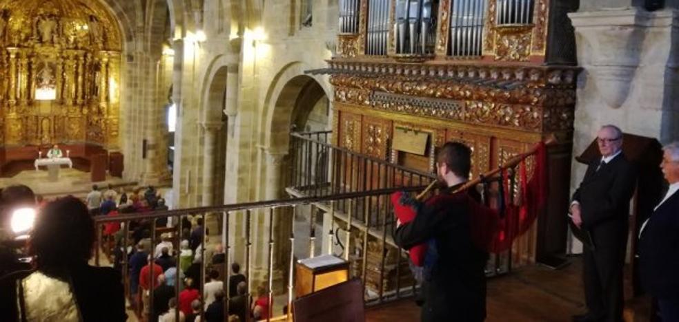 La misa asturiana de gaita opta a ser Patrimonio Inmaterial de la Humanidad