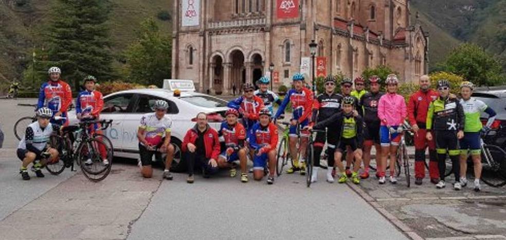 Ribadesella y Ribadedeva respiran ciclismo