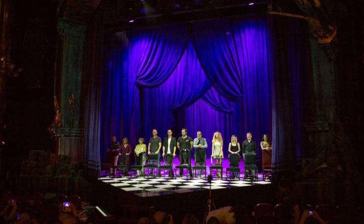 Los Addams regresan con un musical para toda la familia