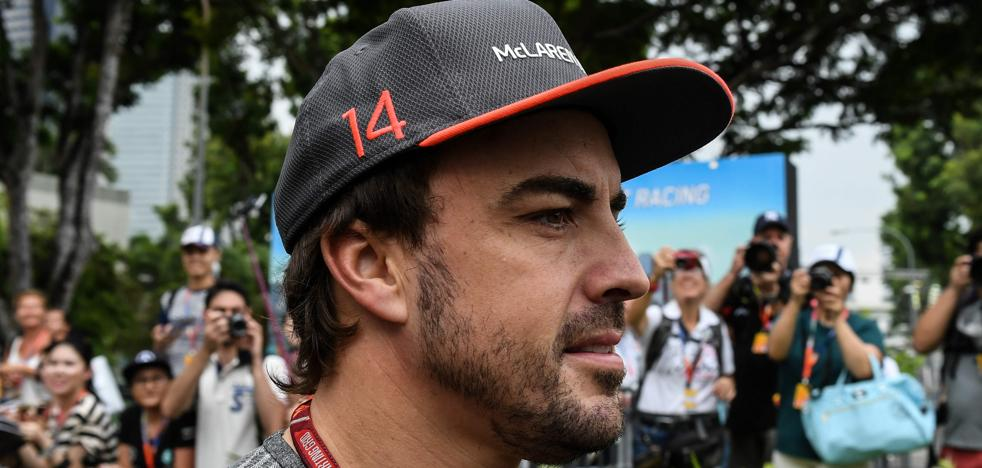 Pendientes de Alonso