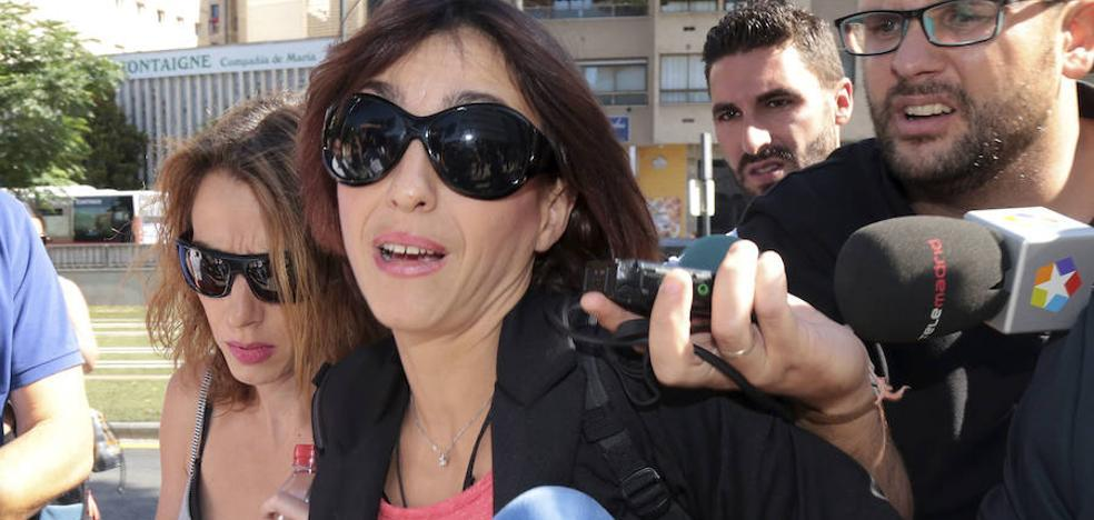 Juana Rivas retoma el contacto con sus hijos en Italia con «dificultades»