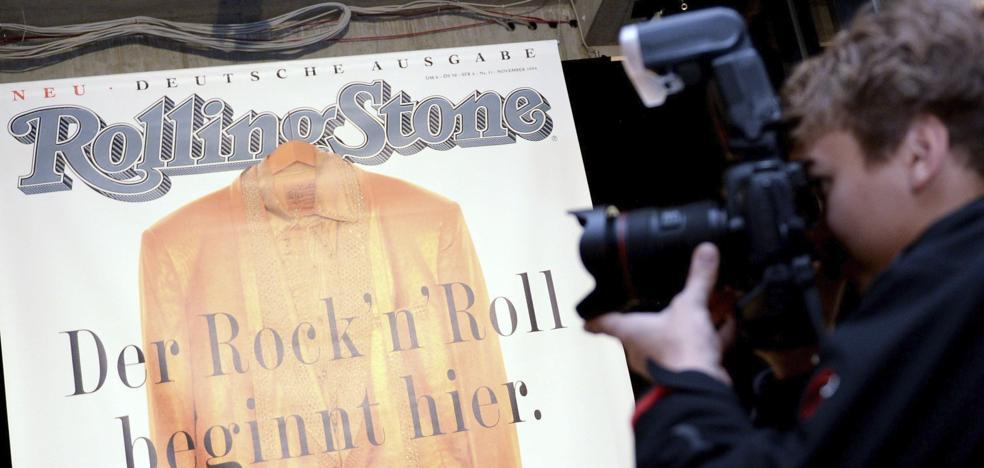 La revista 'Rolling Stone' busca comprador