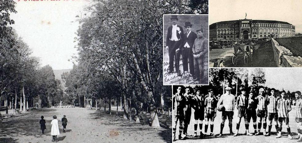 San Mateo, 1917: las fiestas de la luz
