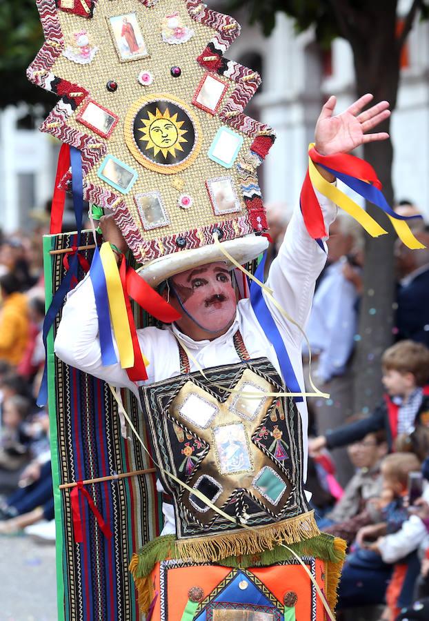¿Estuviste en el Desfile del Día de América en Asturias? ¡Búscate!