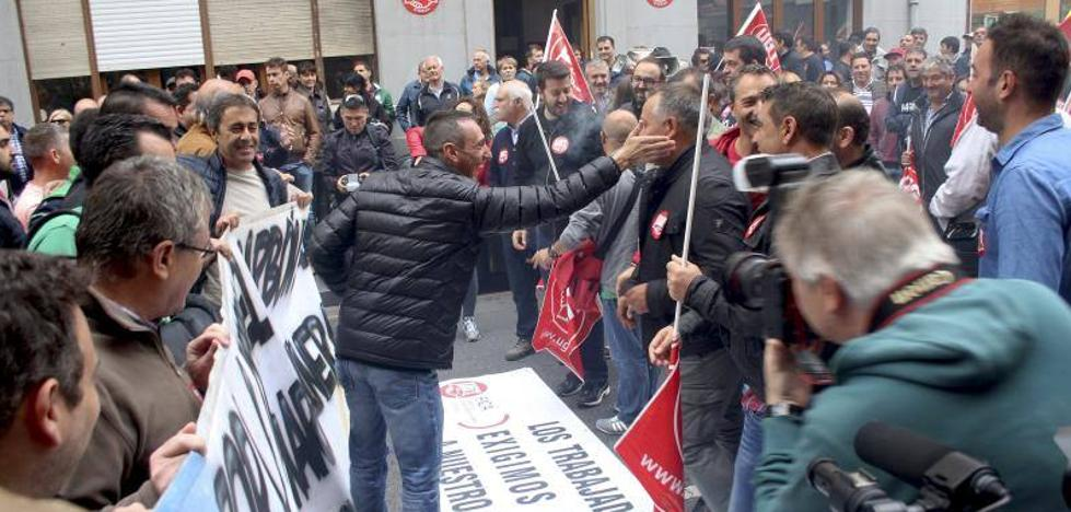 Dos mil personas salen a la calle en Ponferrada en defensa de la minería del carbón