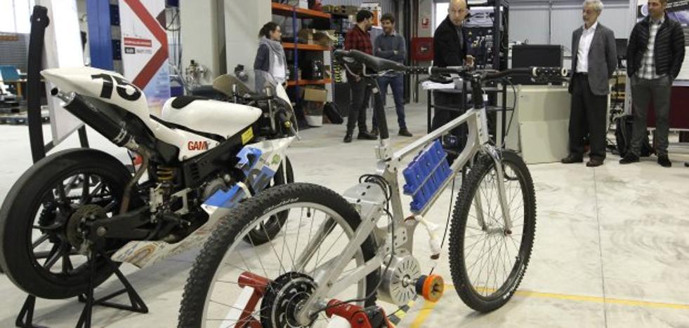 Bicis sin pedal y baterías eternas