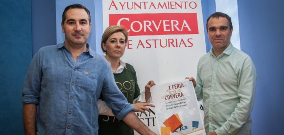 Corvera celebra este fin de semana su Feria del Comercio en el parque Europa