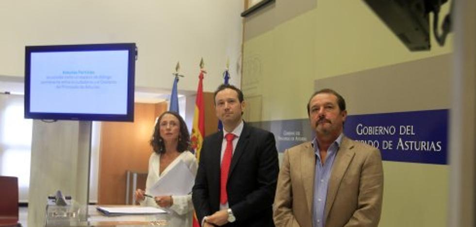 El Principado se compromete a «recuperar hasta el último euro sustraído en el 'caso Renedo'»