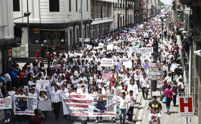 Cabify impondrá el «botón de pánico» tras el asesinato de una joven mexicana