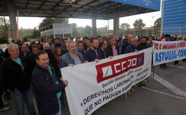 Zapico reprocha a CAPSA que «se niegue a dialogar» con la plantilla