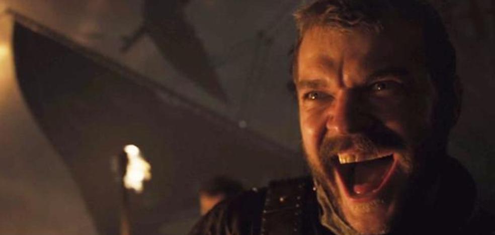El cambio radical de un actor de 'Juego de tronos' para la octava temporada de la serie
