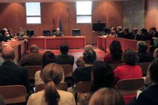Aplazada al día 29 la vistilla para estudiar el ingreso en prisión de los condenados del caso Renedo