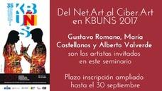 Del Net.art al Ciber.art en KBUÑS 2017
