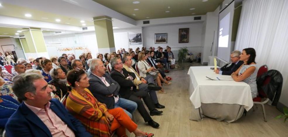 La Fundación Botín y el Centro Niemeyer muestran interés por colaborar en el futuro