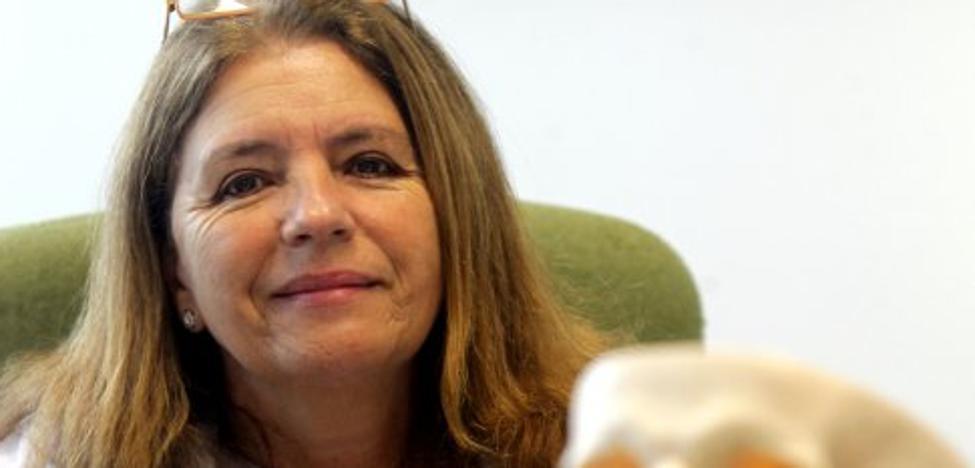 La jefa de la UCI del HUCA, Dolores Escudero, nueva coordinadora de trasplantes