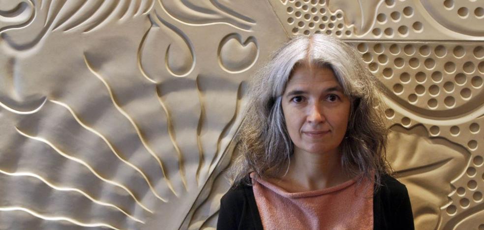 «Regalamos a Google nuestra intimidad», dice Belén Gopegui