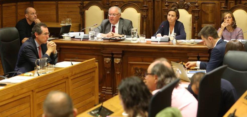 El Pleno rechaza reprobar a Couto por las denuncias de la EMA contra Dulce Gallego