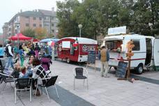 Lugones se suma a la moda de los Food Truck