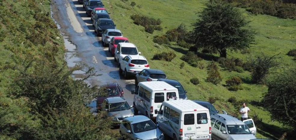 Empresarios y visitantes piden reguladores para evitar el colapso de tráfico en los Lagos