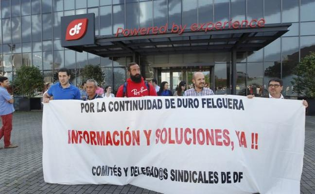 La plantilla alerta de que el Tallerón se queda sin carga de trabajo y amplía sus protestas